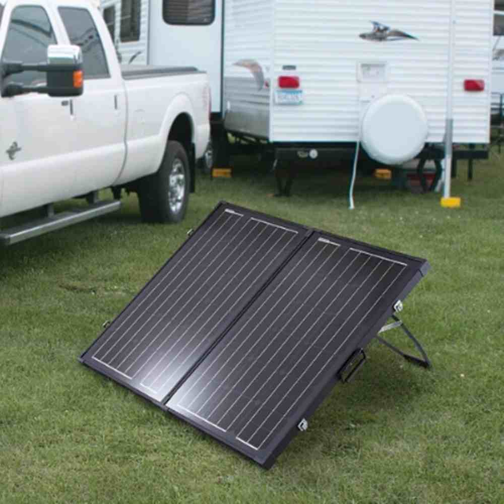 Hinergy RV Solar Panels 40watt-200 Watt  for RV Boat Caravan from China Factory Thumb 5