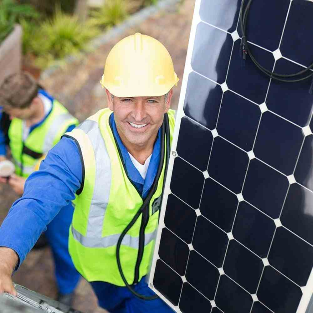Hinergy Semi Flexible Solar Panel Made in China Thumb 3