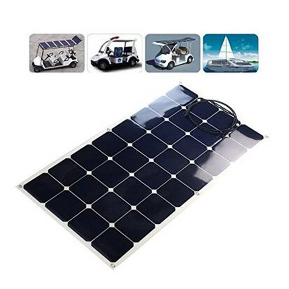 Hinergy Semi Flexible Solar Panel Made in China Thumb 5