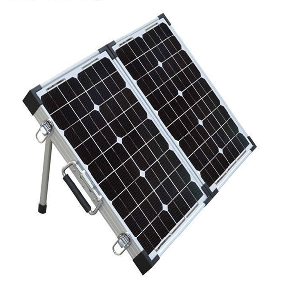 Hinergy Folding Camping Solar Panels 100 Watt 2x50w For Rv