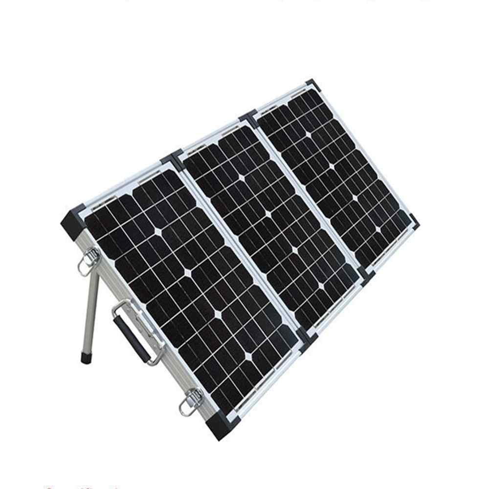 Hinergy Camping Portable Solar Panels 60w 90w 120w 150w 180w for 12V charging device RV boat caravan from China. Thumb 1