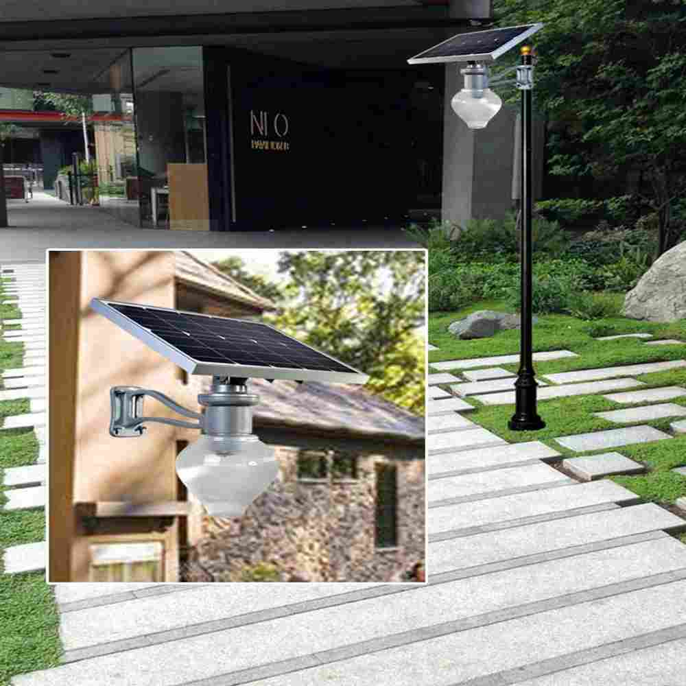 Outdoor Solar Garden Lamp LED Light China Supplier Thumb 5