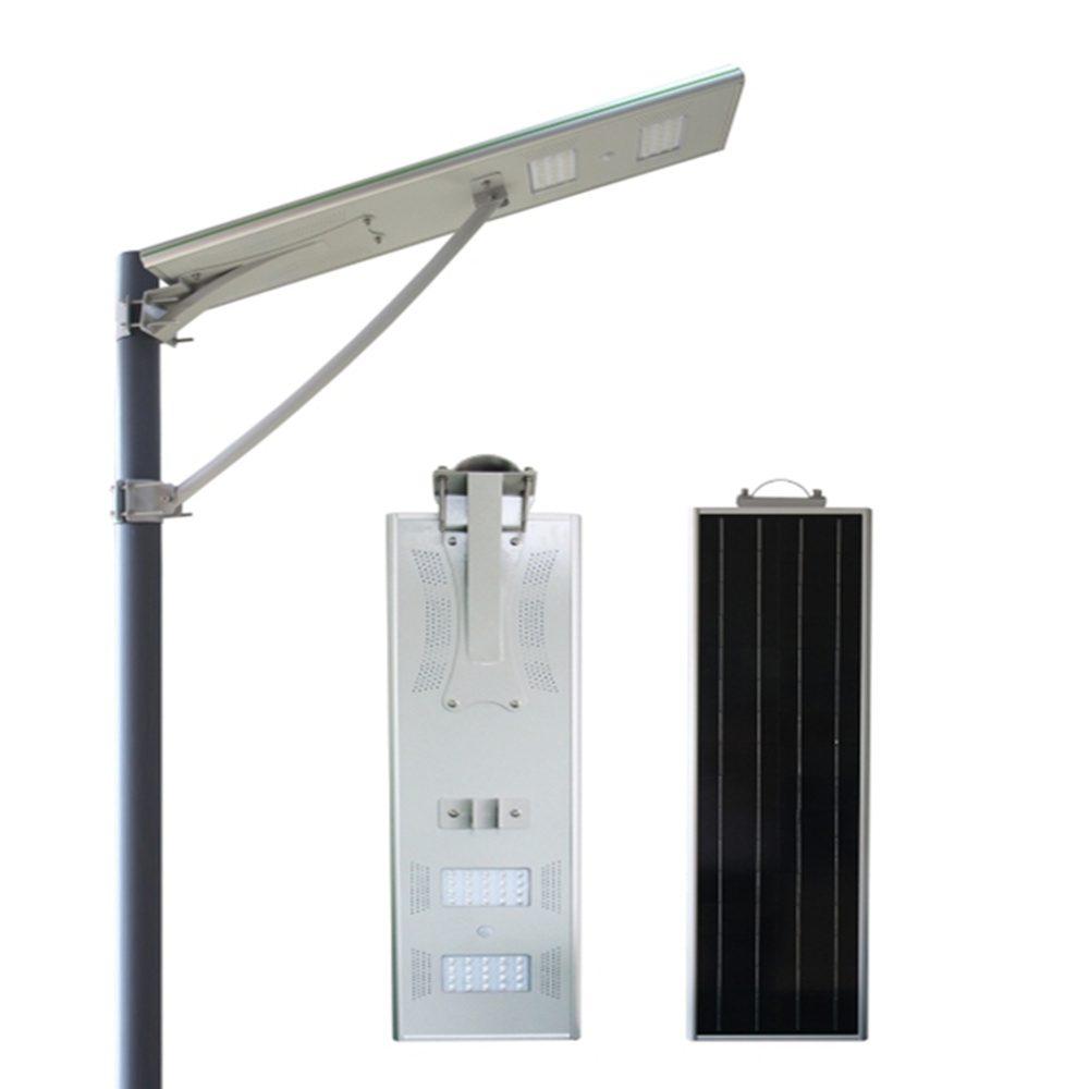 Hinergy 40Watt 50 Watt 60W Solar Powered Outdoor Light Lamp Supplier Thumb 1