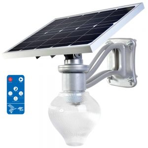 Outdoor Solar Garden Lamp LED Light