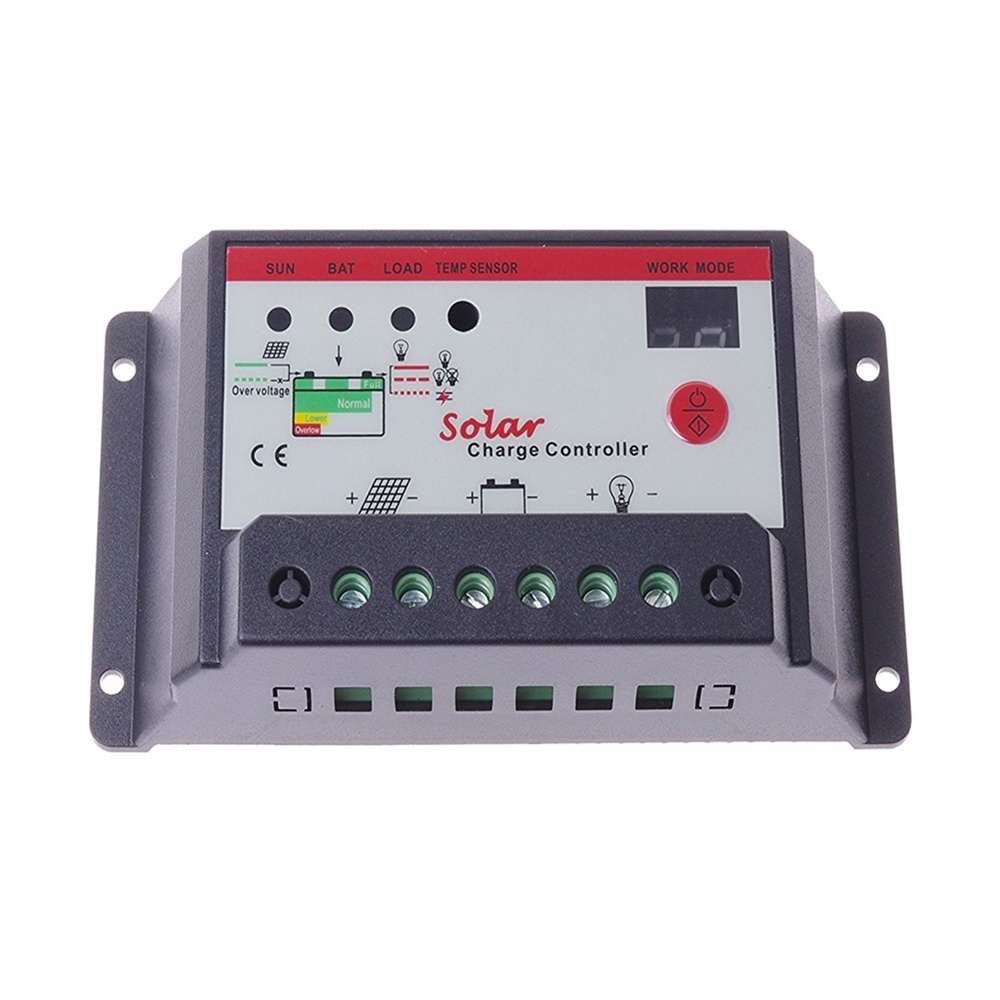 PWM Solar Charge Controller Manual Price from China Manufacturer Thumb 2