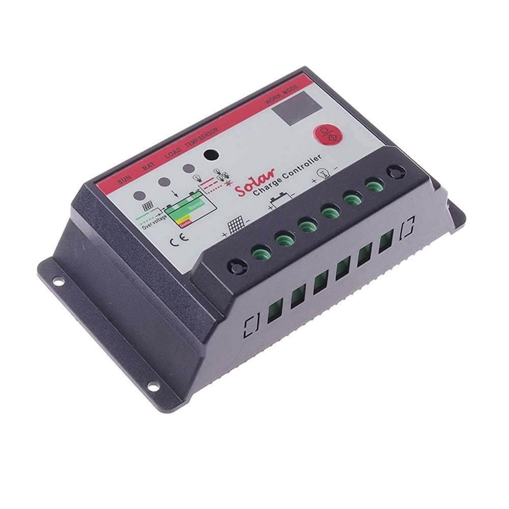 PWM Solar Charge Controller Manual Price from China Manufacturer Thumb 1