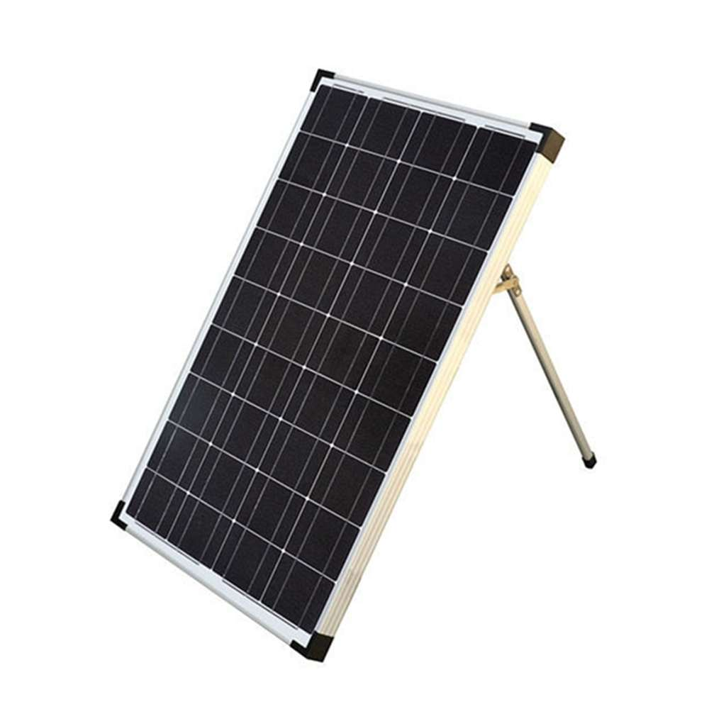 Hinergy Solar Generator Charger Kits 40w 60w 80w 100w 120w for 12V Device Charging  Made in China Thumb 1