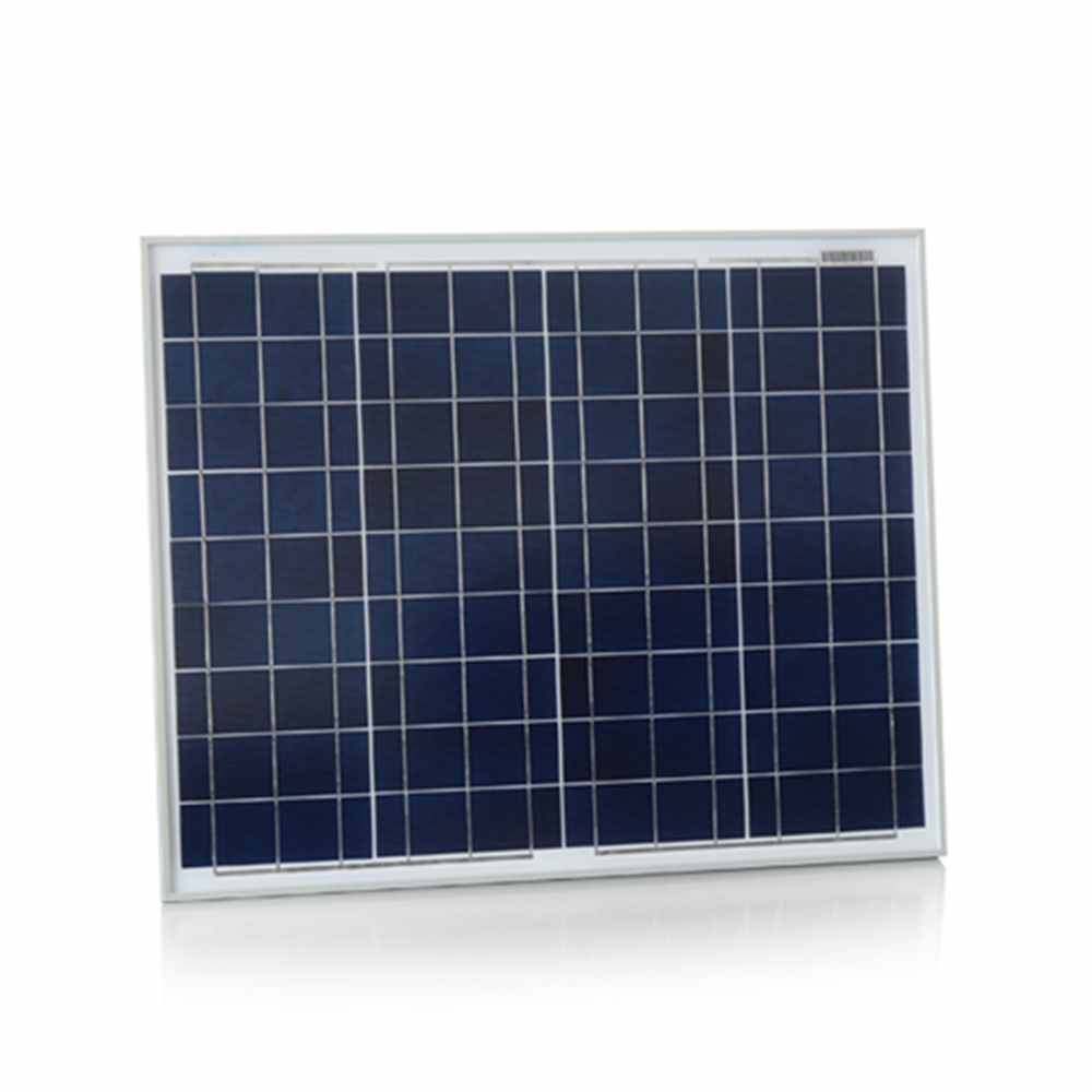 12V Solar Panel for DC 12V Battery Charging and Off Grid Applications Thumb 1
