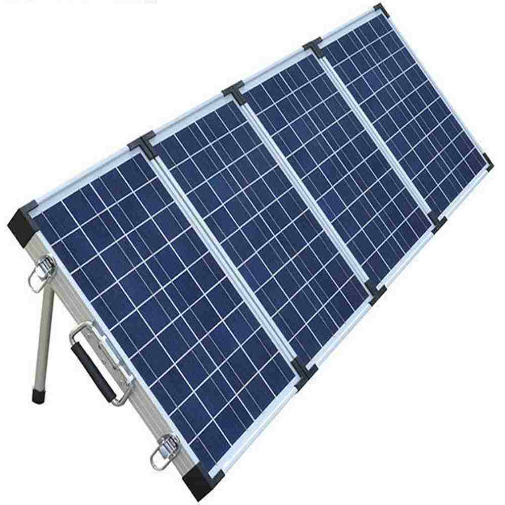 Hinergy Portable Folding Solar Panel Price for RV boat caravan Made in China Thumb 1