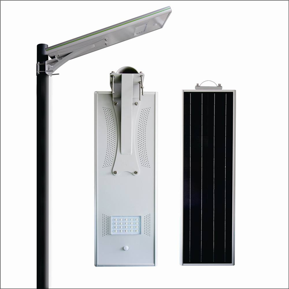 20Watt 30 Watt Solar Street Light Outdoor with Remote Control China Supplier Thumb 1