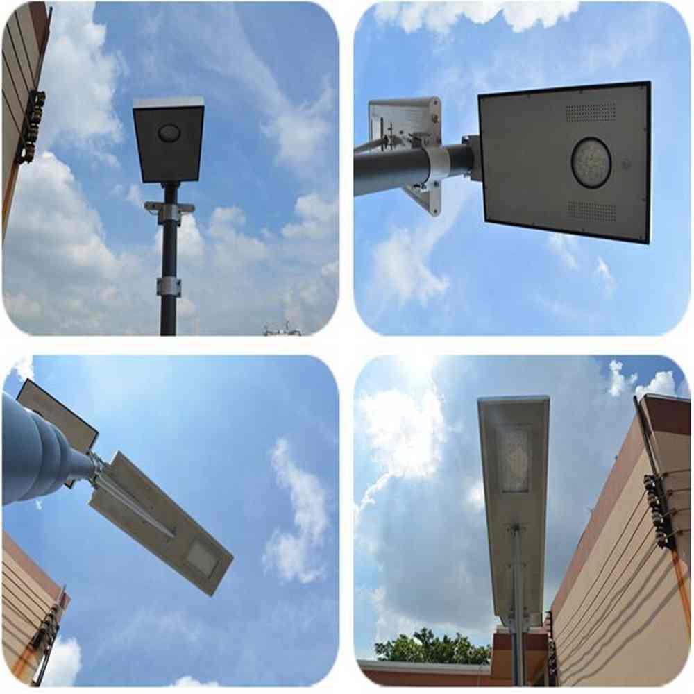 20Watt 30 Watt Solar Street Light Outdoor with Remote Control China Supplier Thumb 5
