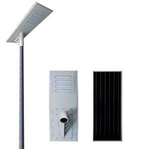 Solar Street Lighting System 80W