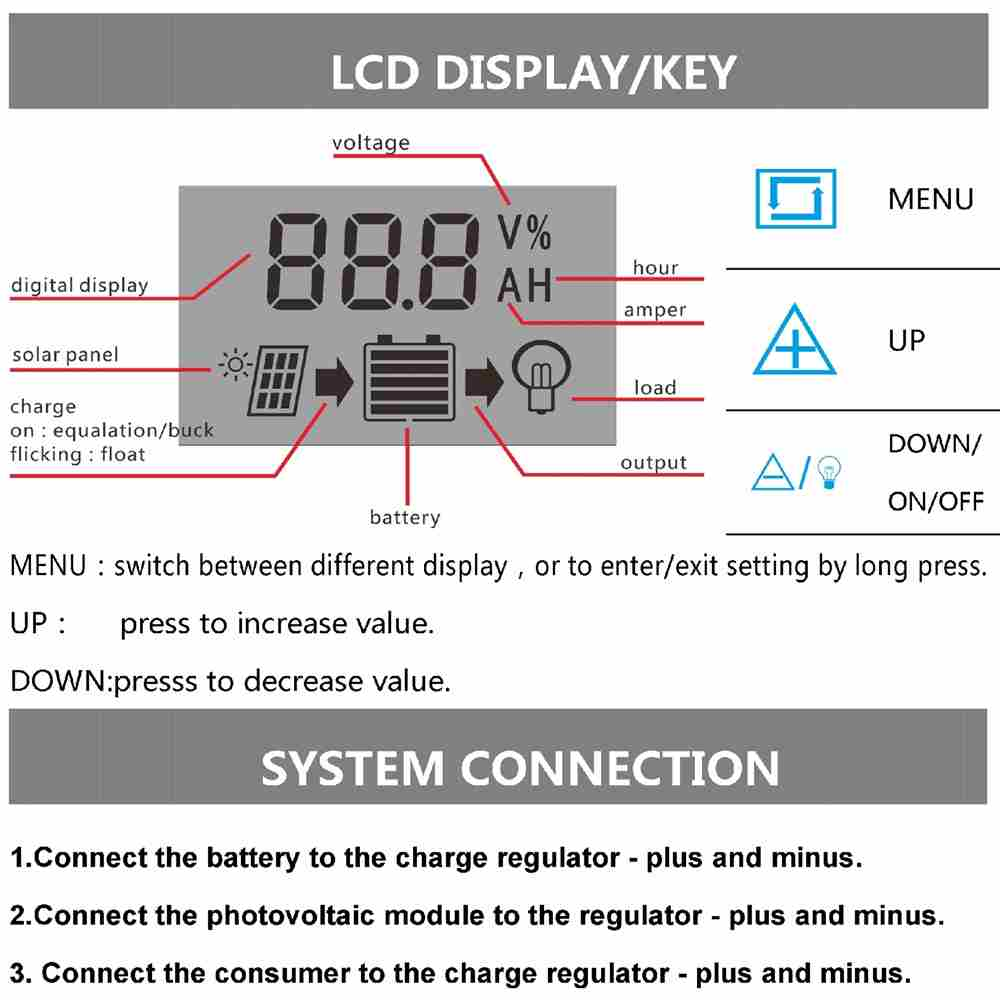 Manual PWM Price Solar Charge Controller China Supplier Thumb 4