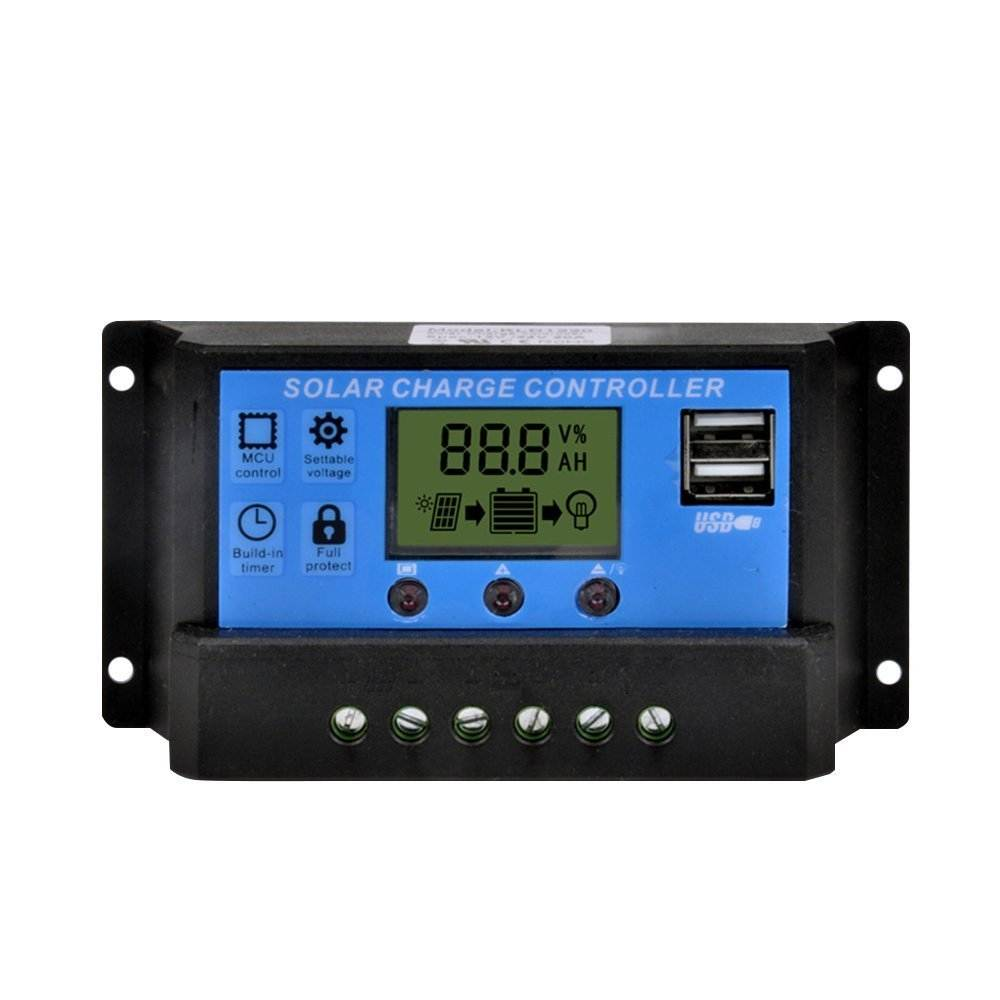 Manual PWM Price Solar Charge Controller China Supplier Thumb 1