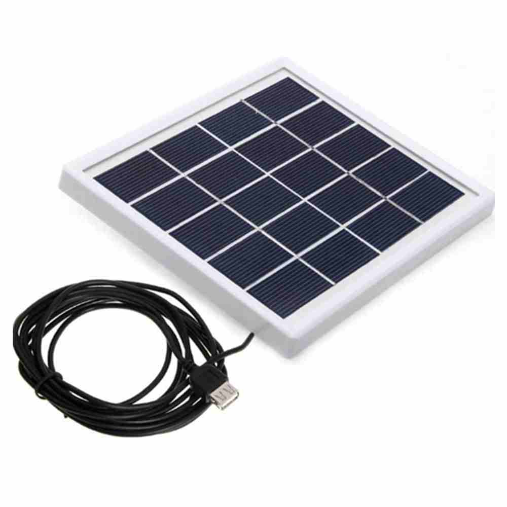 12V Solar Panel for DC 12V Battery Charging and Off Grid Applications Thumb 4
