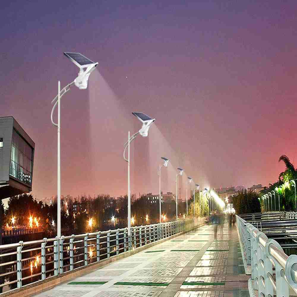 24v Solar LED Street Light System Manufacturer Thumb 4