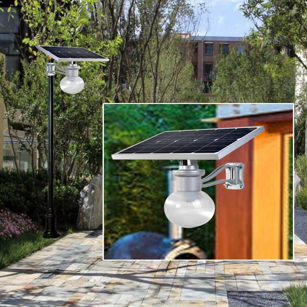 LED Solar Garden light China Manufacturer Thumb 5