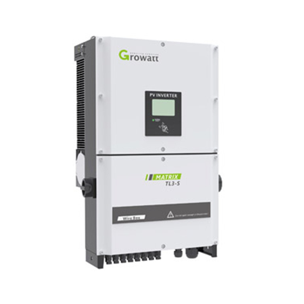 3 Phase 20KW Grid Tie Solar Inverter Price Made in China