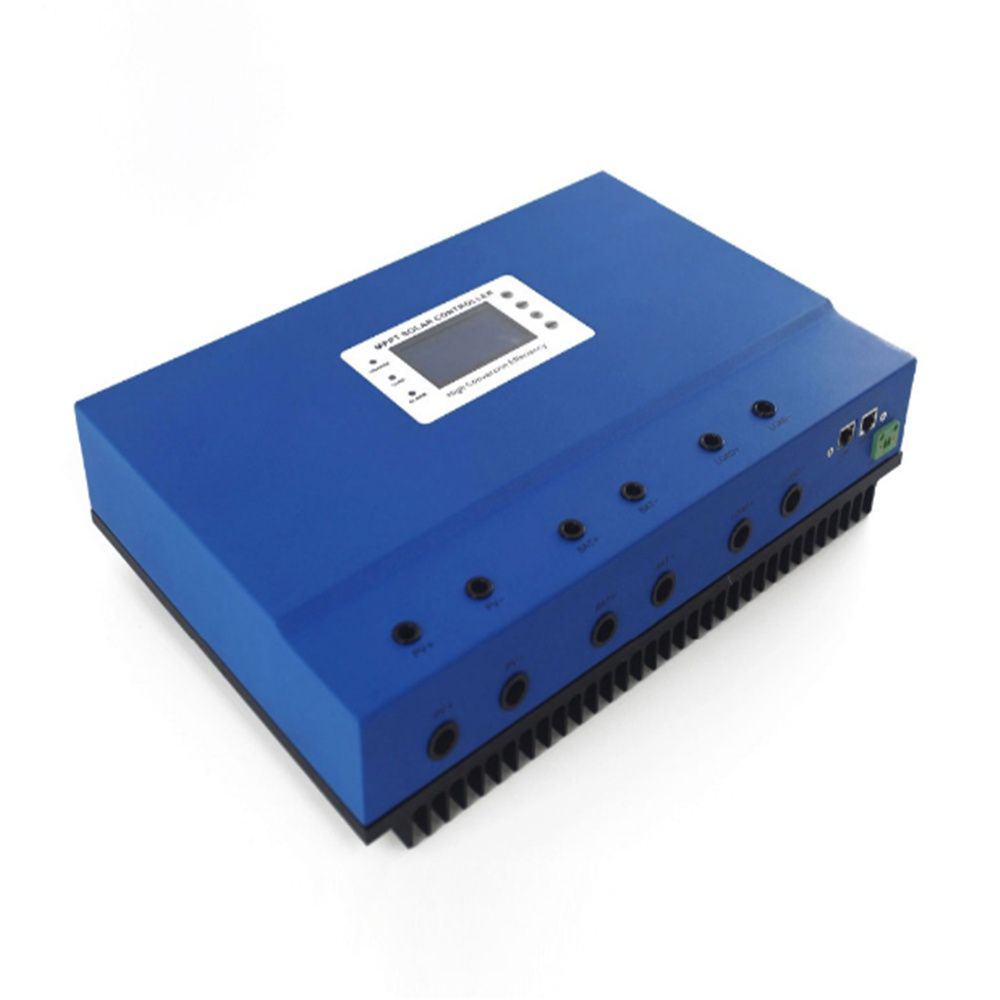Master Series 80A100 Amp solar charge controller for 12V 24V 36V 49V Solar Power System Thumb 7