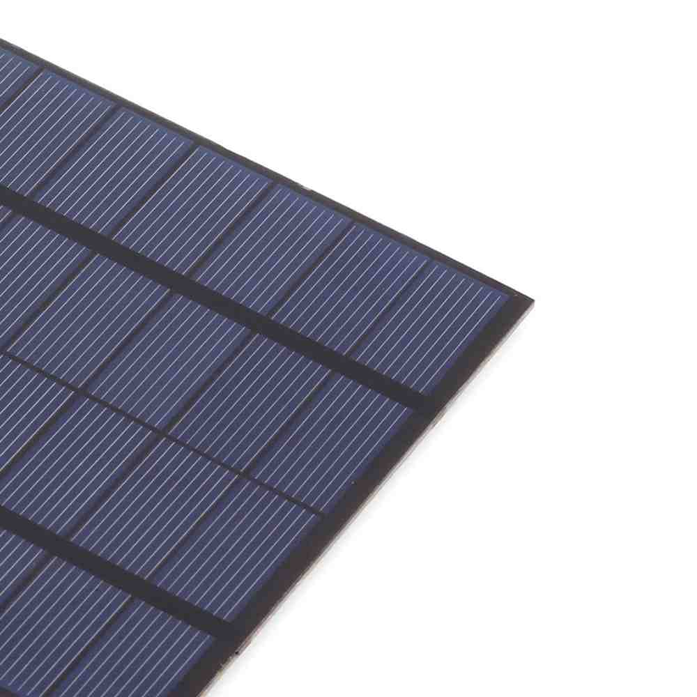 Hinergy 4.2W 9V PET Mini Solar Panel DIY Battery Charger Kit China Manufacturer Thumb 3