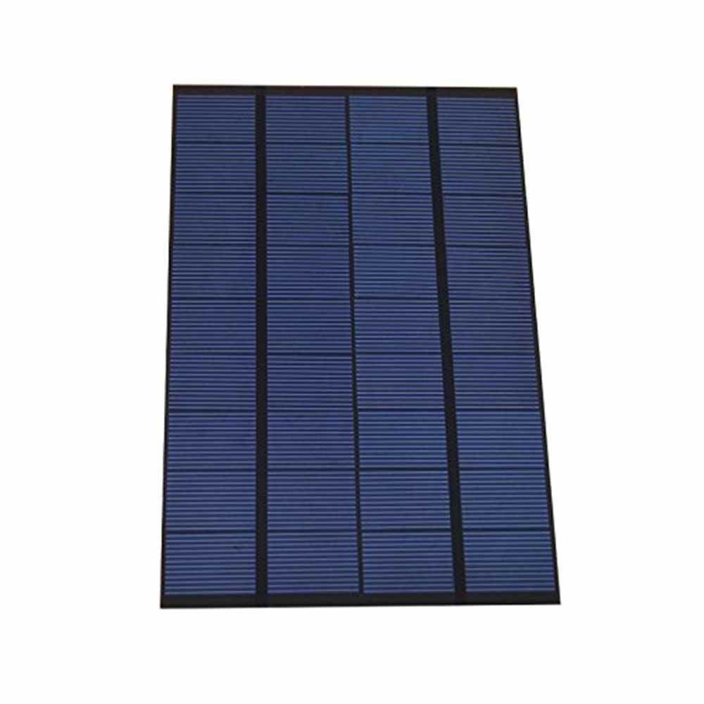 Hinergy 4.2W 9V PET Mini Solar Panel DIY Battery Charger Kit China Manufacturer Thumb 1