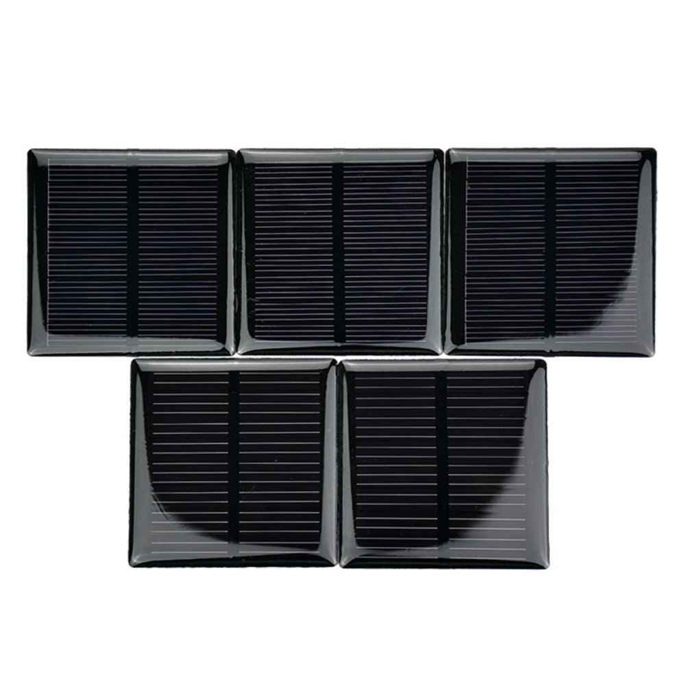 Epoxy laminated portable mini solar panel 4v small solar module for solar toys China supplier Thumb 4