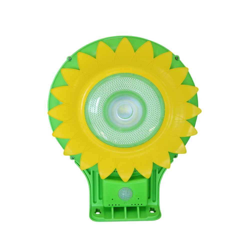 Hinergy All in One Solar Motion Sensor Garden Lights Manufacturer Thumb 3