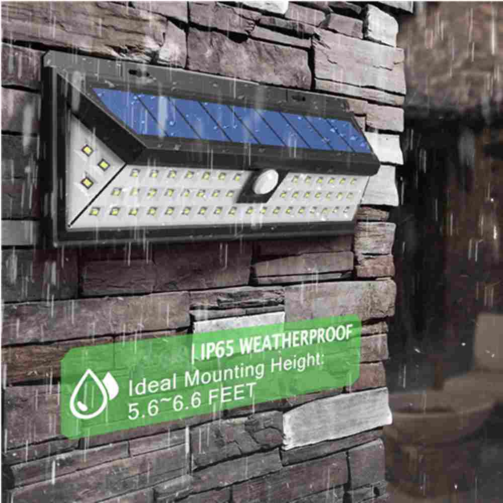 Hinergy Solar Wall Lights Outdoor for Walkway Patio Yard Garden Landscape From China Supplier Thumb 3