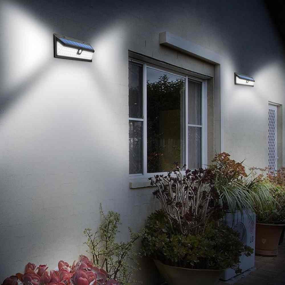 Hinergy Solar Wall Lights Outdoor for Walkway Patio Yard Garden Landscape From China Supplier Thumb 4