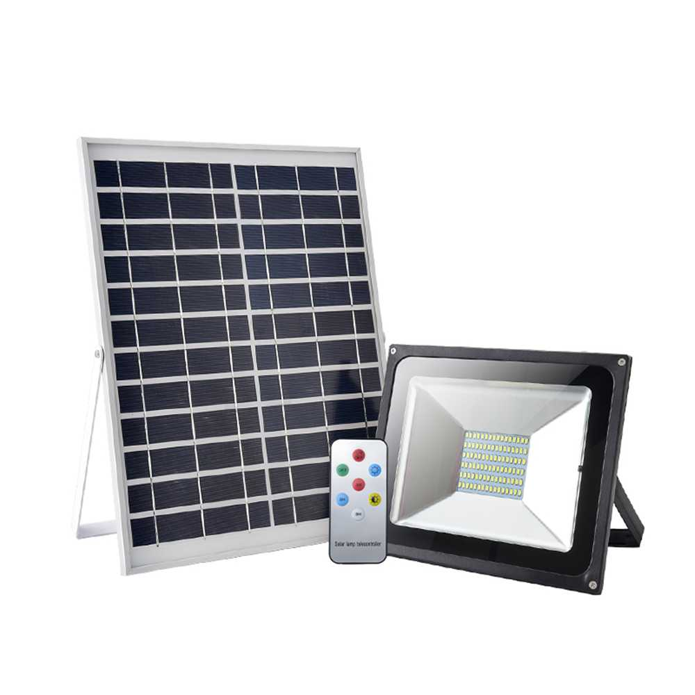 Super Bright Best Commercial Outdoor Led Solar Flood Light
