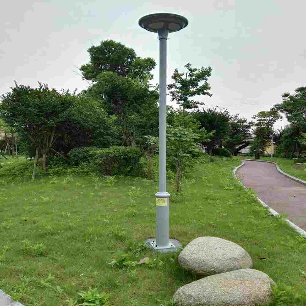 Solar Garden Light China: Hinergy UFO Motion Sensor Solar Lights China Manufacturer