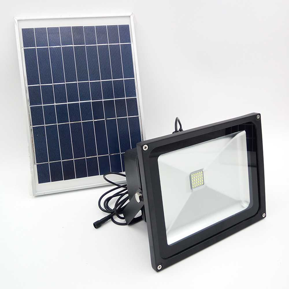 Best Solar Powered LED Outdoor Flood Lights from Made in China Thumb 1