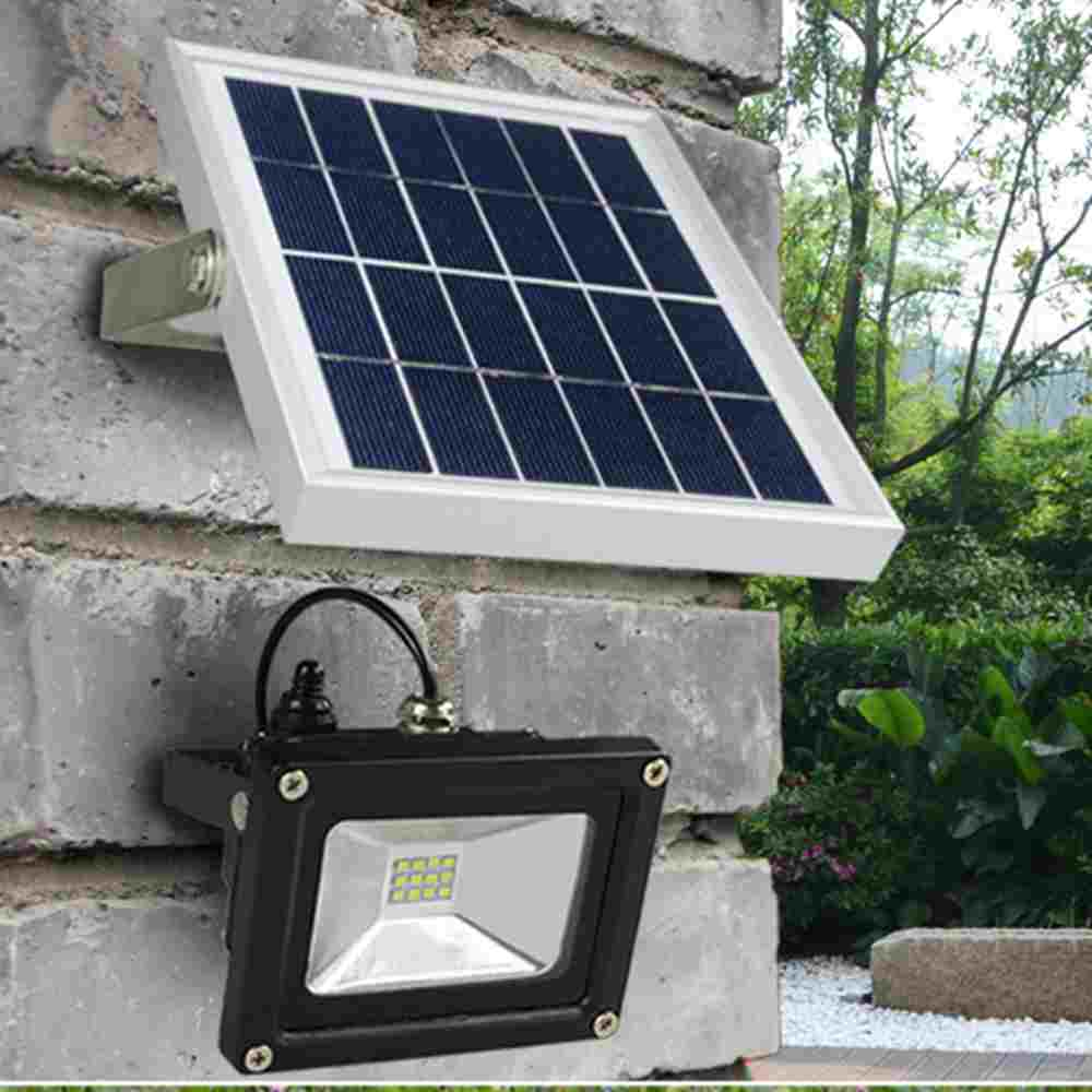 Industrial Outdoor Led Lighting: Super Bright Best Commercial Outdoor LED Solar Flood Light