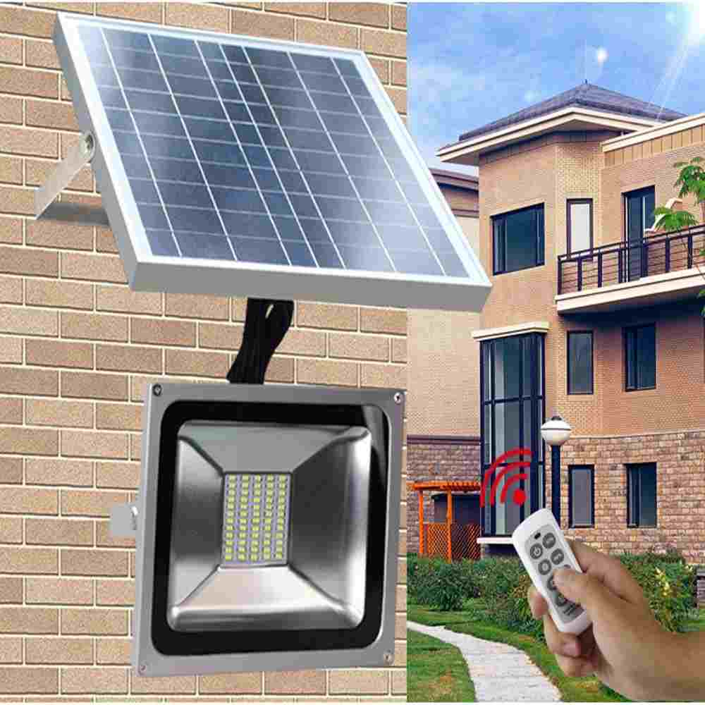 Best Solar Powered LED Outdoor Flood Lights from Made in China Thumb 4