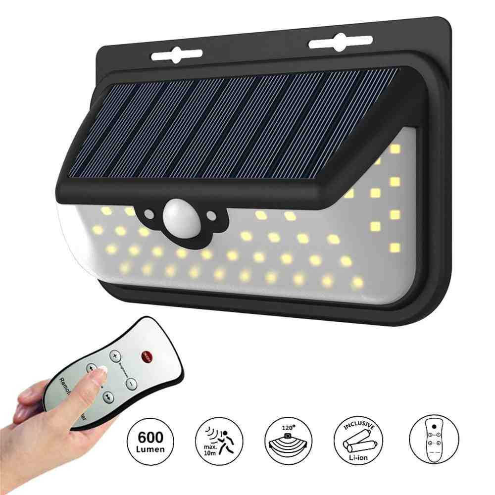 Best Outdoor LED Bright Solar Wall Lights From China Manufacturer Thumb 1