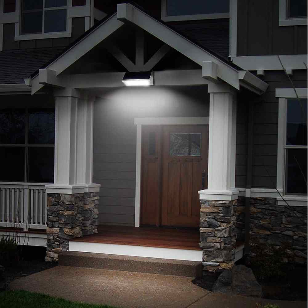 Buy Best Stainless Steel LED Solar Wall Mount Outdoor Lights from China Thumb 5