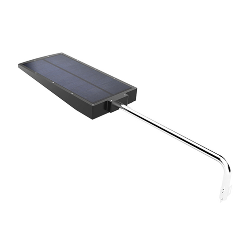10W All in One LED Solar Wall Light – Solar Street Light with lamp Pole Thumb 3