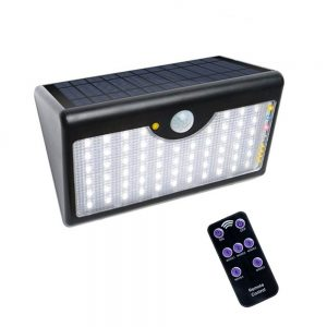 Outdoor Lights with Remote Control