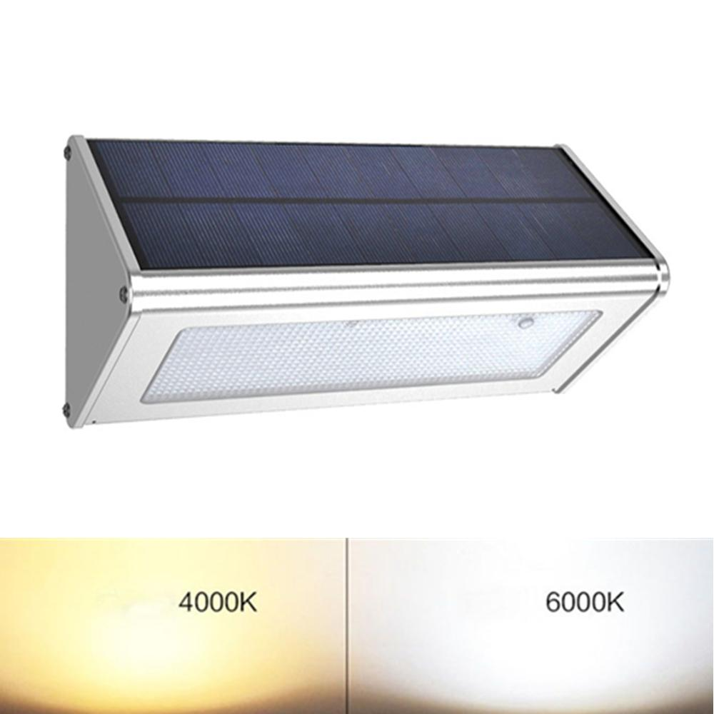 Buy Best Stainless Steel LED Solar Wall Mount Outdoor Lights from China Thumb 1