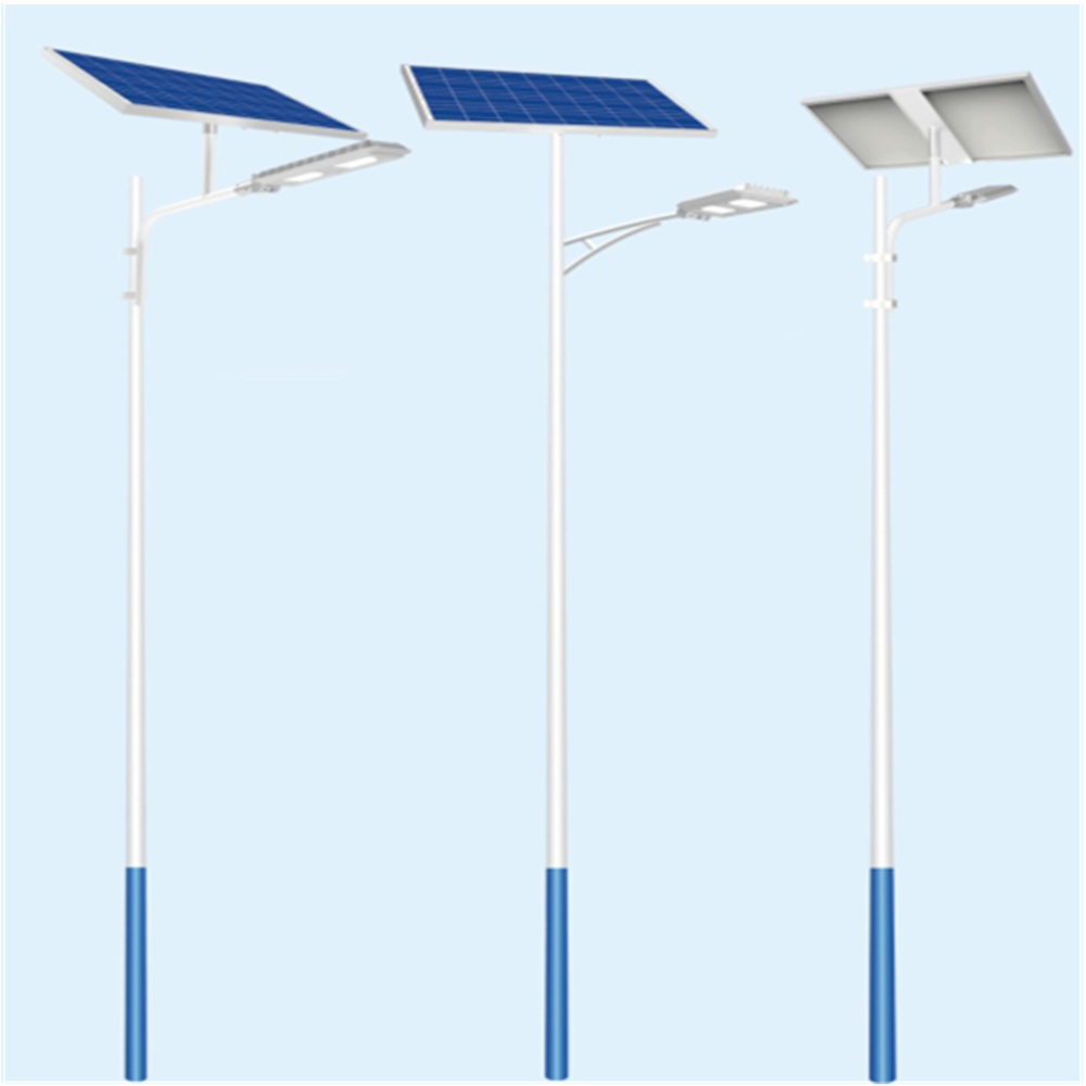 LED Solar Street Light for Municipal Engineering from China Manufacturer Thumb 3
