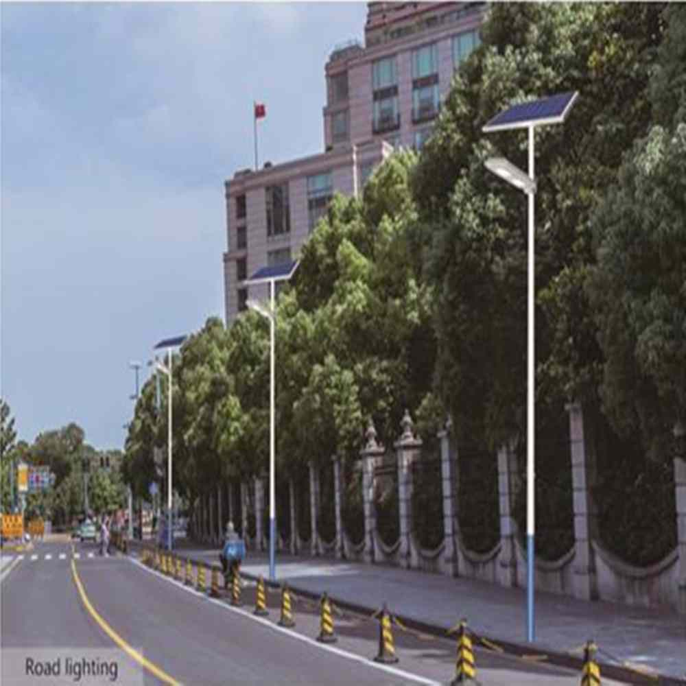 LED Solar Street Light for Municipal Engineering from China Manufacturer Thumb 4