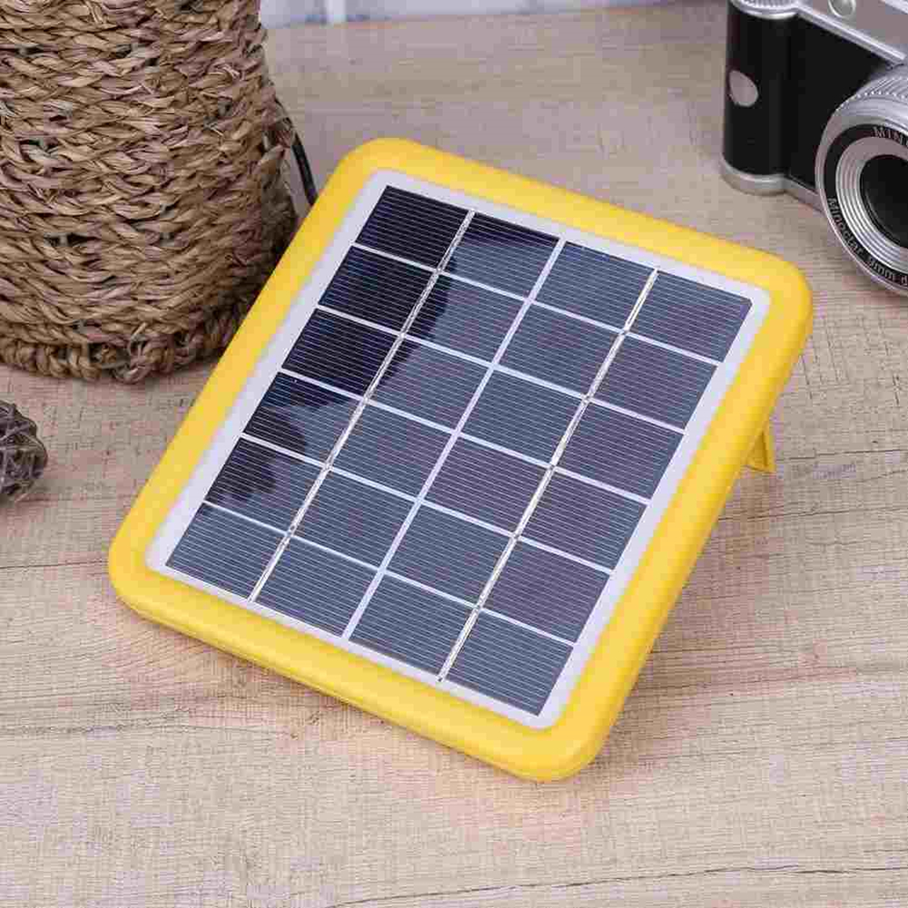 Mini Solar Panel 6V with plastic frame for led light Chinese suppliers Thumb 4