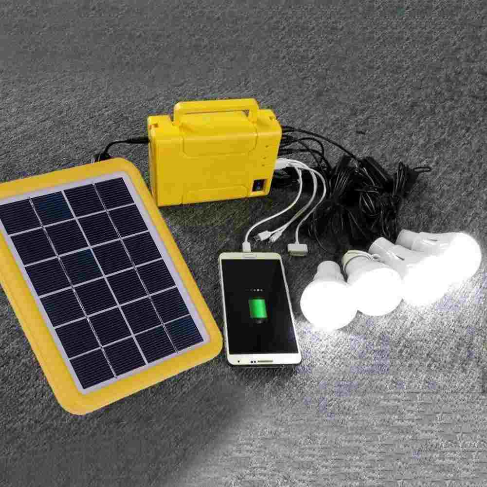 Mini Solar Panel 6V with plastic frame for led light Chinese suppliers Thumb 6