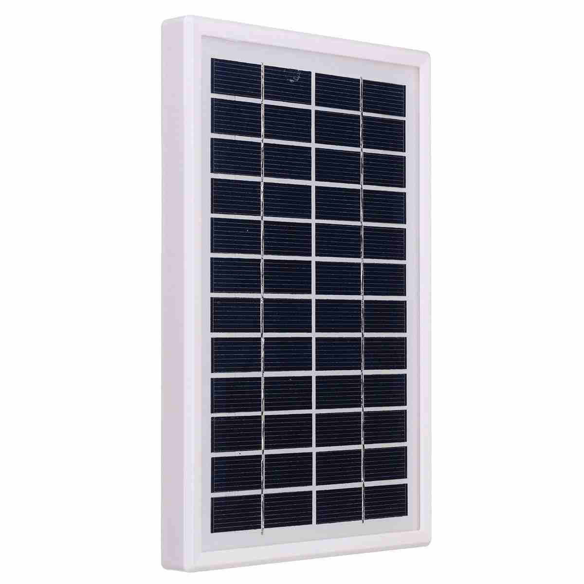 Hinergy Polycrystalline Silicon Mini Solar Panels 12V 3W DIY Powered Kit System Thumb 2