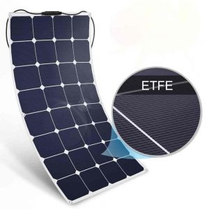 Semi Flexible Solar Panel From China Manufacturer Hinergy