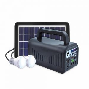 Mini project solar lighting system 1