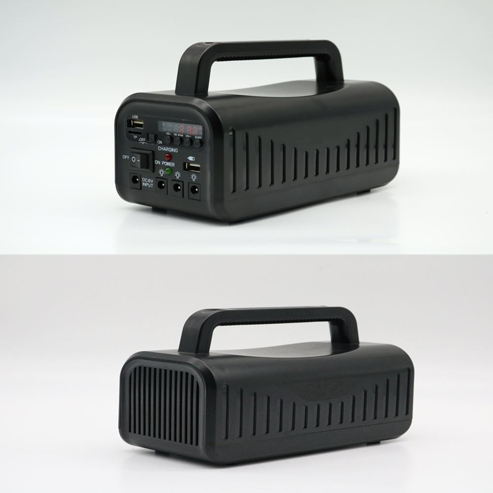 Hinergy portable mini project solar lighting system with FM radio from China manufacturer Thumb 2