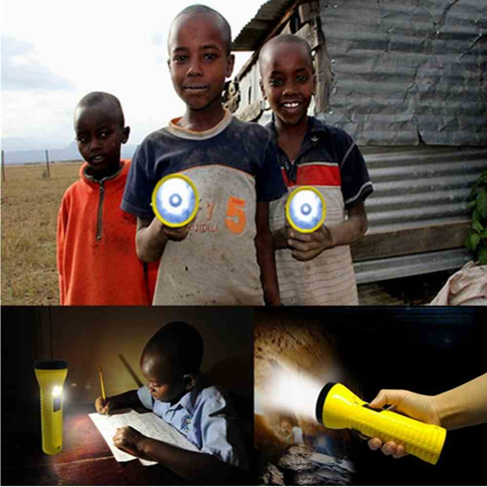 Portable rechargeable solar flashlight with dual light sources for reading Camping, Hiking, Climbing, Outdoor Sports, Vehicle, Auto Emergency Kit made in China Thumb 5