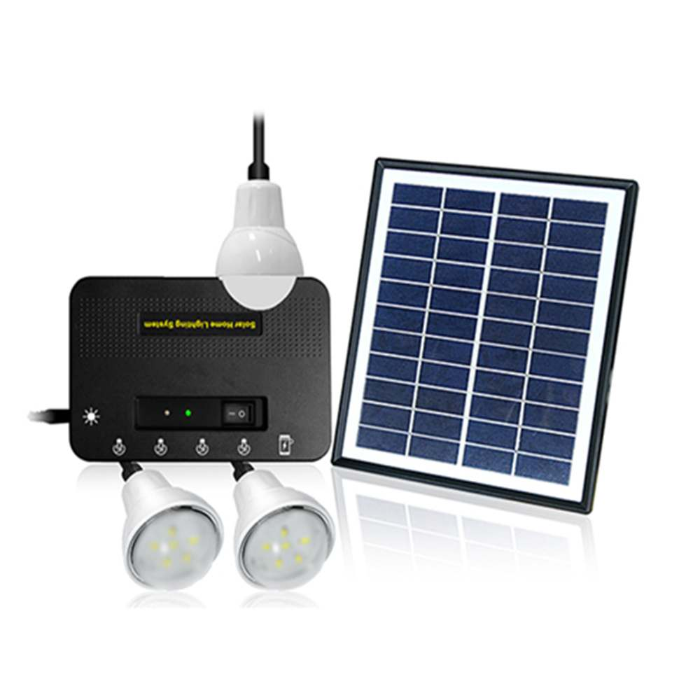 portable solar lighting system with lithium battery made in china ...