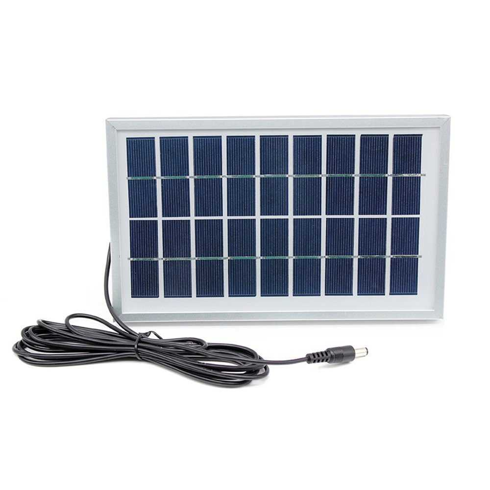 Mini portable solar lighting system with USB output port for device charging made in China Thumb 4
